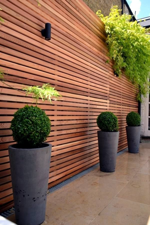 Privacy Fence Ideas 27