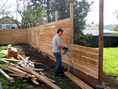 Privacy Fence Ideas 28