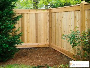 Privacy Fence Ideas 31