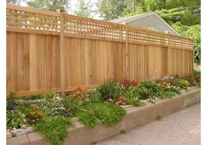 Privacy Fence Ideas 36