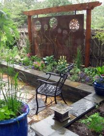 Privacy Fence Ideas 44