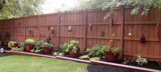 Privacy Fence Ideas 46