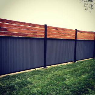 Privacy Fence Ideas 48