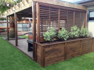 Privacy Fence Ideas 5