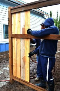 Privacy Fence Ideas 54
