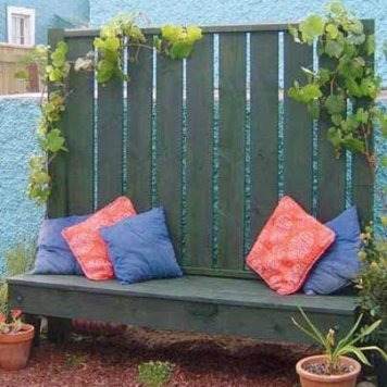 Privacy Fence Ideas 60