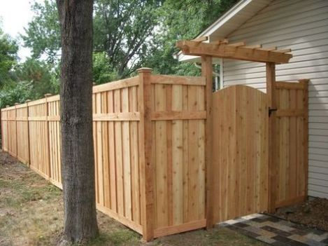 101 Cheap DIY Fence Ideas for Your Garden, Privacy, or ... on Decorations For Privacy Fence id=53939