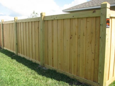 Privacy Fence Ideas 76
