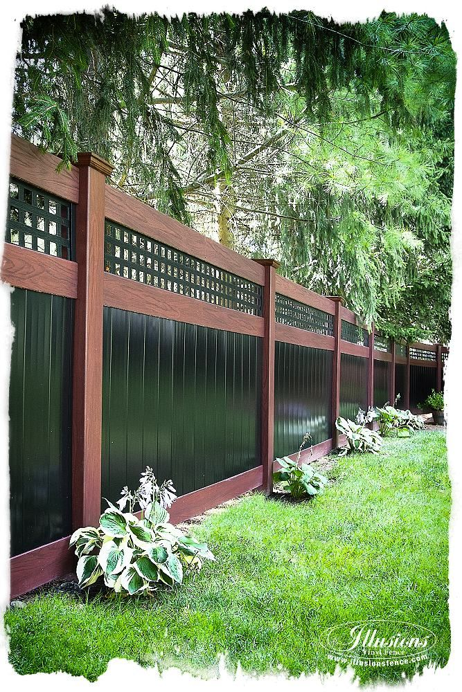 Privacy Fence Ideas 81 - decoratoo on Decorations For Privacy Fence id=26246