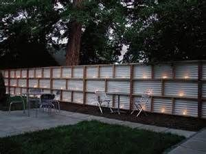 Privacy Fence Ideas 87