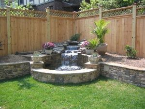 Privacy Fence Ideas 9