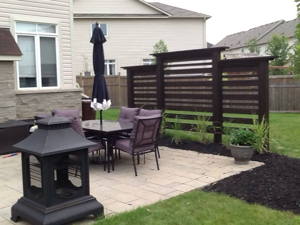 Privacy Fence Ideas 98
