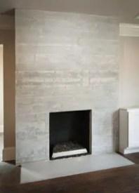 Reclaimed Wood Fireplace 120