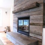 Reclaimed Wood Fireplace 18