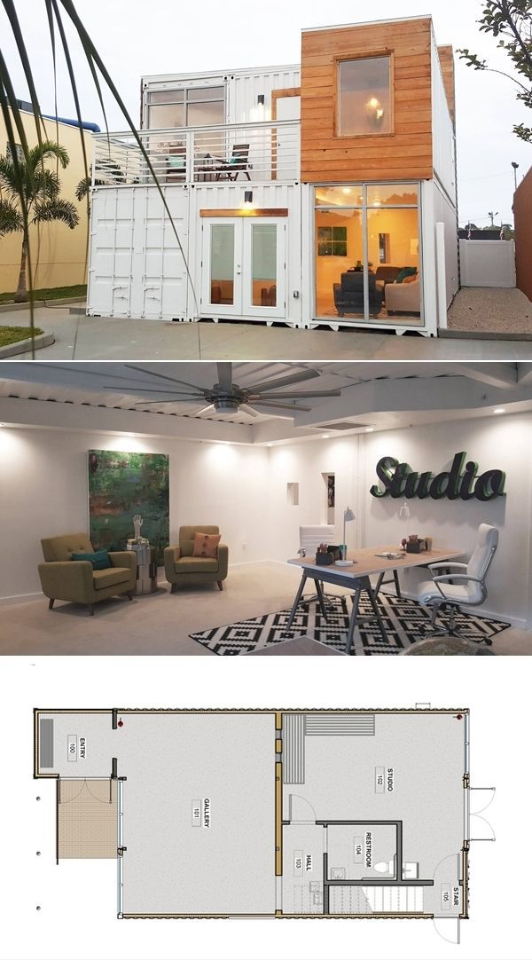Shipping Container Homes 133