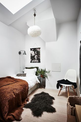 Small Apartment Bedroom Decor 109