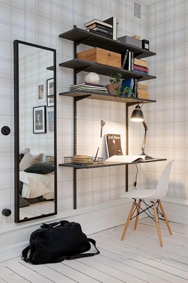 Small Apartment Bedroom Decor 115