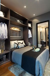 Small Apartment Bedroom Decor 120