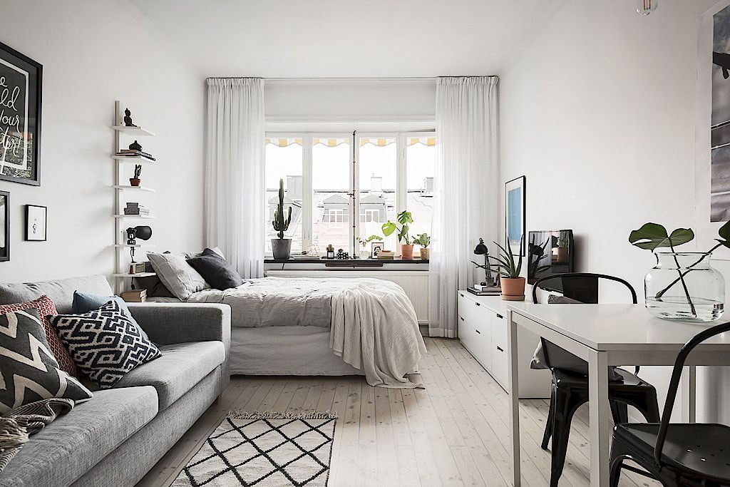 Small Apartment Bedroom Decor 122 101 Best