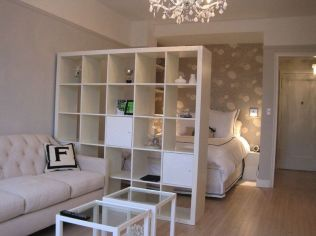 Small Apartment Bedroom Decor 129