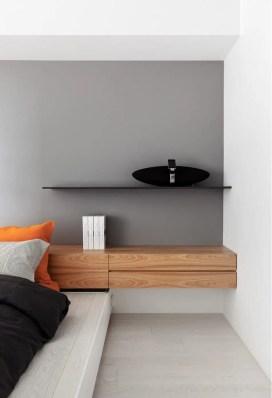Small Apartment Bedroom Decor 16