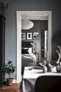 Small Apartment Bedroom Decor 23