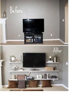 Small Apartment Bedroom Decor 47