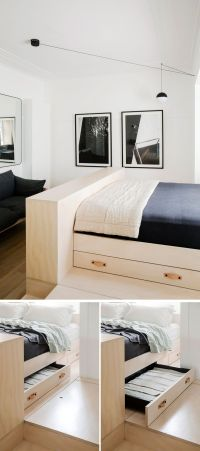 Small Apartment Bedroom Decor 61