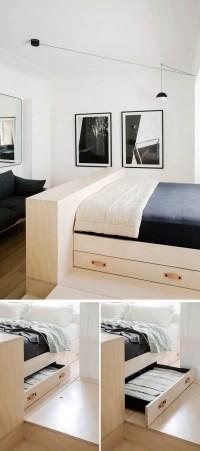 Small Apartment Bedroom Decor 61