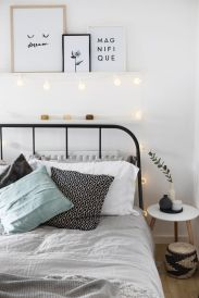Small Apartment Bedroom Decor 64