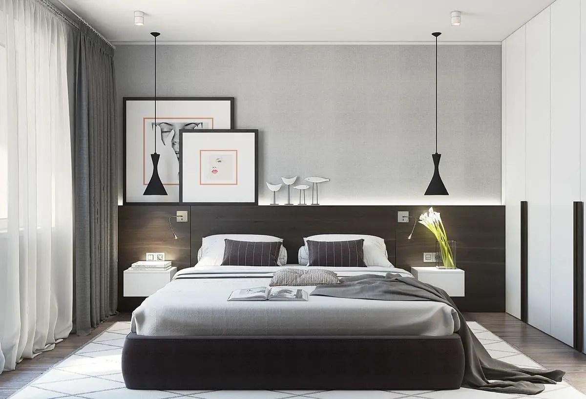 Small Apartment Bedroom Decor 85