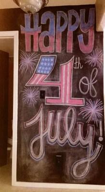 Summer Chalkboard Art 114