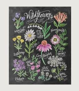 Summer Chalkboard Art 117
