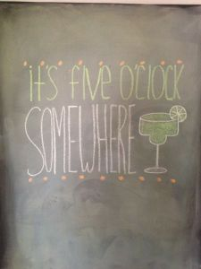 Summer Chalkboard Art 143