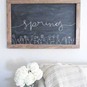 Summer Chalkboard Art 153