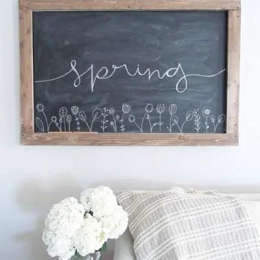 Summer Chalkboard Art 153