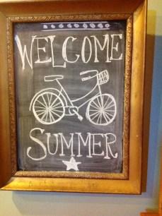 Summer Chalkboard Art 61