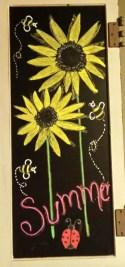 Summer Chalkboard Art 91