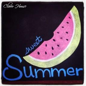 Summer Chalkboard Art 96