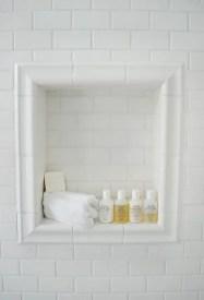 Tiny Master Bathroom 114