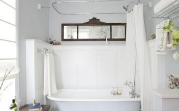 Tiny Master Bathroom 115