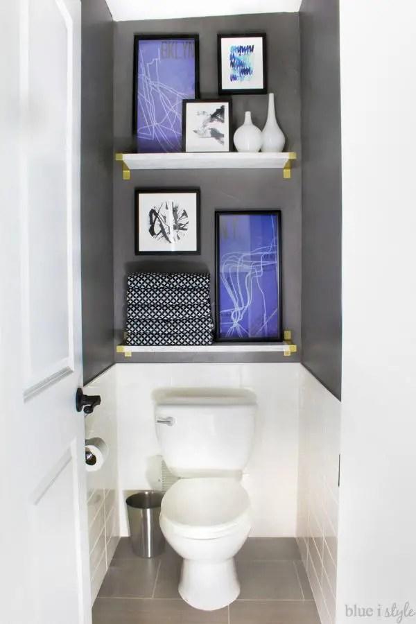 Tiny Master Bathroom 118