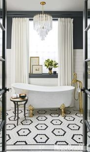 Tiny Master Bathroom 123