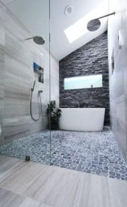 Tiny Master Bathroom 127