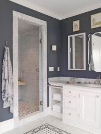 Tiny Master Bathroom 13