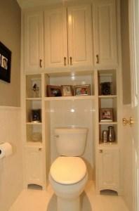 Tiny Master Bathroom 138