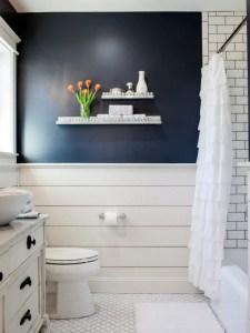 Tiny Master Bathroom 141