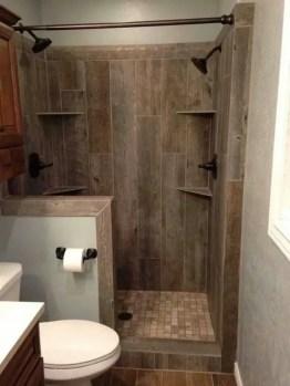 Tiny Master Bathroom 145