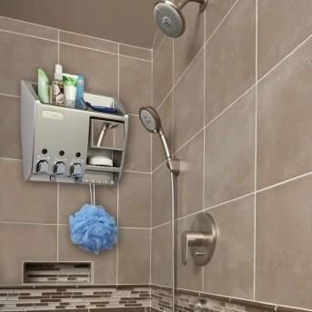 Tiny Master Bathroom 26