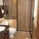 Tiny Master Bathroom 43